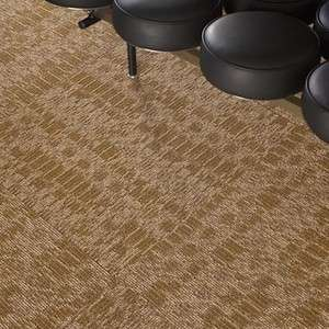 J0115 Chain Reaction Tile Shaw Commercial Carpet Tiles