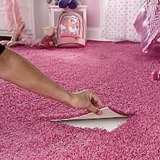 Plush Carpet Tiles With Padding